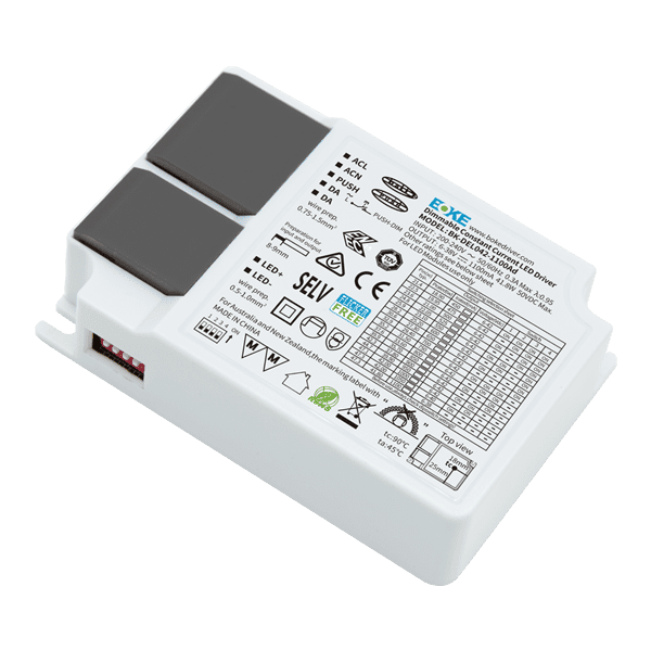 Dimmable driver DLL052-1300BD-04